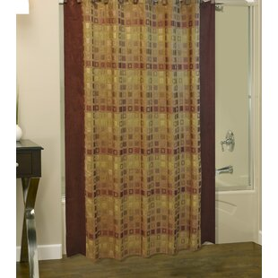 Beamer Single Shower Curtain