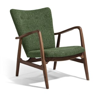 Quinten Armchair by Corrigan Studio