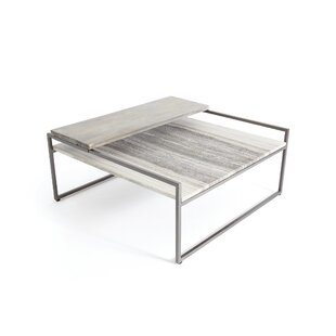 Arcade Coffee Table with Tray Top