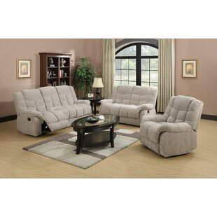 Heaven on Reclining Earth Configurable Living Room Set