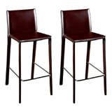 Crawford Bar & Counter Stool (Set of 2) by Wholesale Interiors