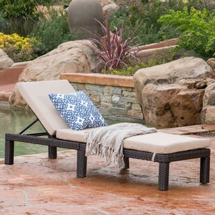 Elmfield Chaise Lounge with Cushion