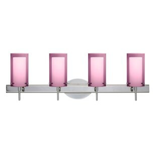 Bargain Pahu 4-Light Vanity Light By Besa Lighting