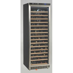 160 Bottle Dual Zone Freestanding Wine Cooler by Avanti Products
