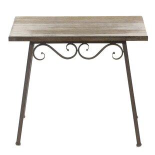 Briese Wooden Bistro Table