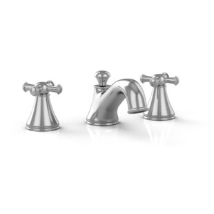 Toto Vivian Two Cross Handle Widespread Bathroom Faucet with Drain Assembly