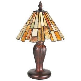 Astoria Grand Weissman Delta Mini Table Lamp