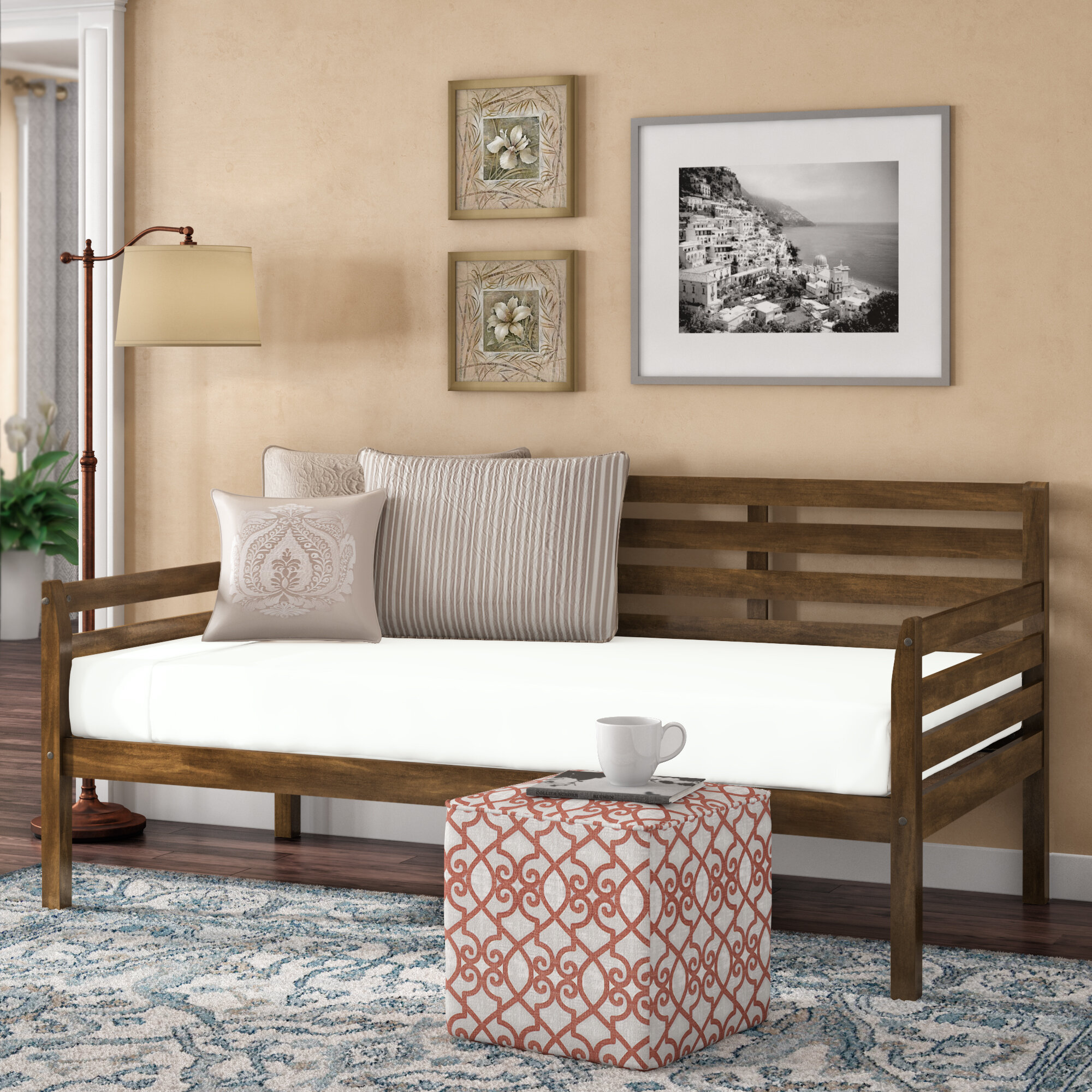 - Alcott Hill Franco Twin Solid Wood Daybed & Reviews Wayfair