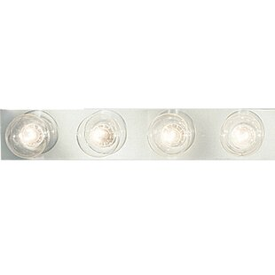 Winston Porter Ivan 4-Light Metal Bath Bar