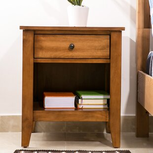 Looking for Garmon 1 Drawer Nightstand By Winston Porter
