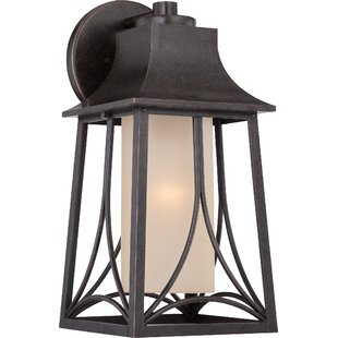 Stoutsville 1-Light Outdoor Wall Lantern