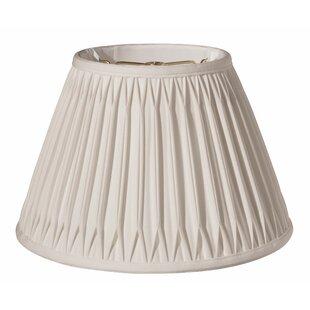12 Silk/Shantung Bell Lamp Shade