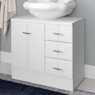 Tillie 60cm Under Sink Storage Unit By Mercury Row