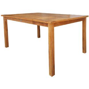 Dawnview Bistro Teak Bar Table