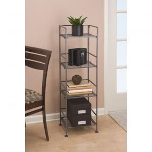 Dyal Etagere Bookcase by Rebrilliant Best
