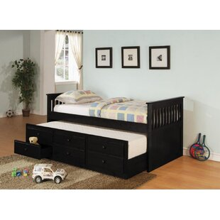 Scroggins Twin Daybed with Trundle