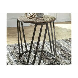 Barnes End Table By Williston Forge