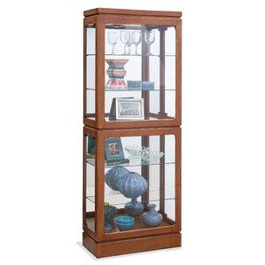 Breckenridge II Lighted Curio Cabinet by Philip Reinisch Co.