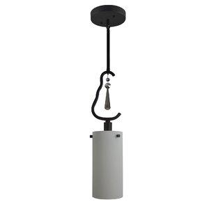 Woodbridge Lighting Haley 1-Light Cylinder Pendant