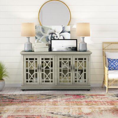 Rosecliff Heights Mainor TV Stand for TVs up to 65 inch