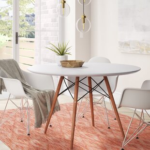 Ducks Dining Table by Wrought Studio Cheapt