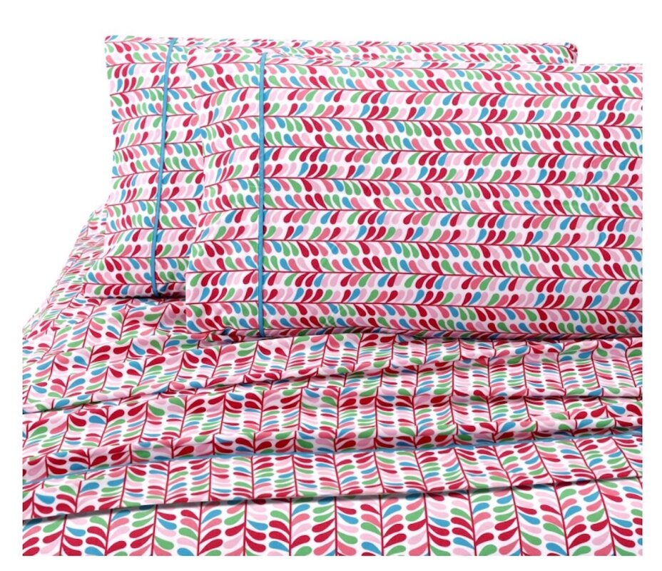 Design Studio Flirty Floral Reversible Comforter Set