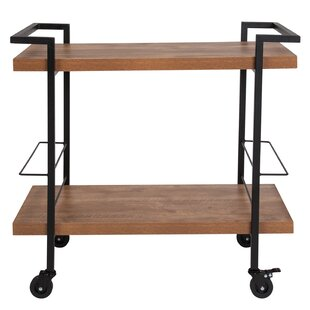 Bembry Bar Cart by Williston Forge