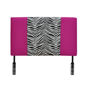 Best Price Mixy Twin Upholstered Headboard by Kidz World Reviews (2019) & Buyer's Guide