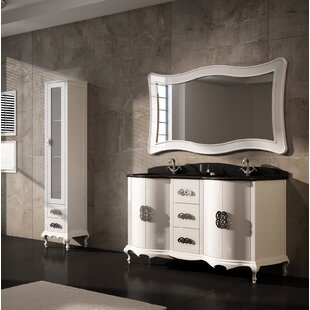 Bowden 68 Double Bathroom Vanity Set by Rosdorf Park