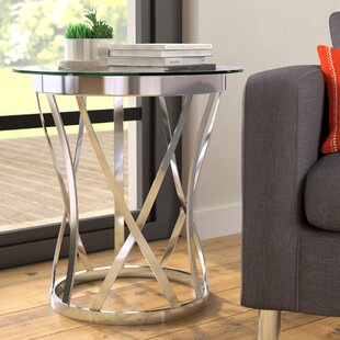 Orren Ellis Grogan End Table by Simmons Casegoods
