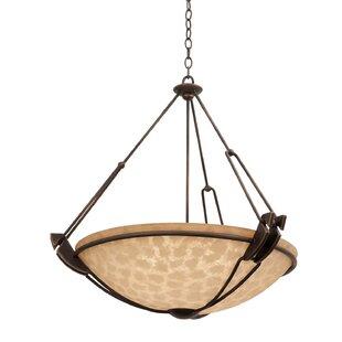 Kalco Grande 6-Light Bowl Pendant