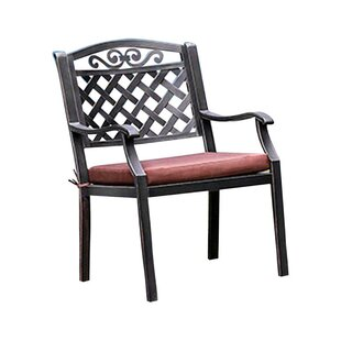 Carpentersville Armchair by Alcott Hill