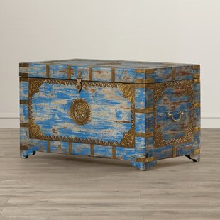 World Menagerie Burdette Coffee Table with Lift Top