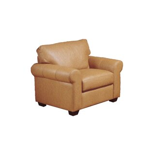 West Point Armchair by Omnia Leather SKU:CD740538 Description