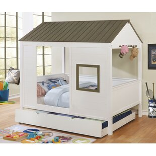 Order Platani Full Canopy Bed by Mack & Milo Reviews (2019) & Buyer's Guide