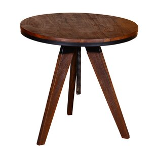 Domenech Side Table By Mercury Row