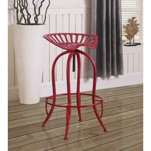 Meghans Adjustable Height Bar Stool