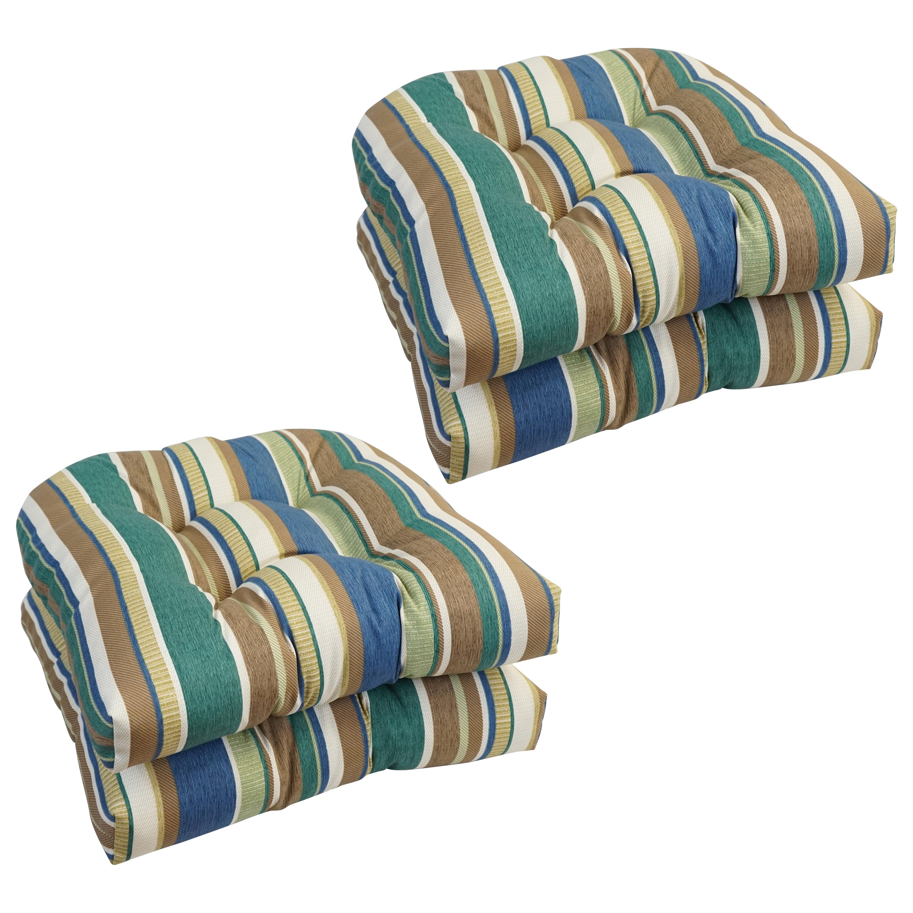 Bayou Breeze Dining Chair Outdoor Seat Cushion Wayfair
