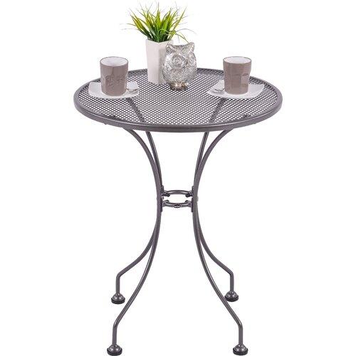 Bistrotisch St. Marks | Küche und Esszimmer > Bar-Möbel > Bar-Stehtische | Metall - Korbgeflecht | Garten Living