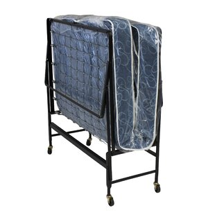 Serta® Folding Bed with Mattress by Serta