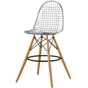 Top Reviews Crispin Mid-Century Modern 26.5 Bar Stool by Mercury Row Reviews (2019) & Buyer's Guide