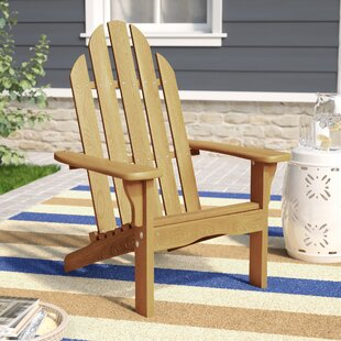 Eastpoint Solid Wood Folding Adirondack Chair
