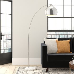 Retro Floor Lamp Accordion Spot Swivel Bedroom Stand Lamp Grey