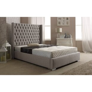 Fuller Upholstered Bed Frame By Rosdorf Park