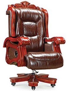 Pridemore Executive Chair By Astoria Grand