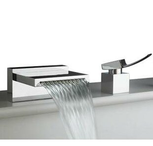 Artos Quarto Single Handle Deck Mount Tub..