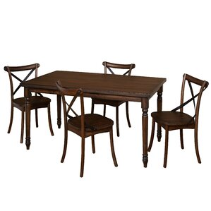 Rahway 5 Piece Dining Set by Gracie Oaks