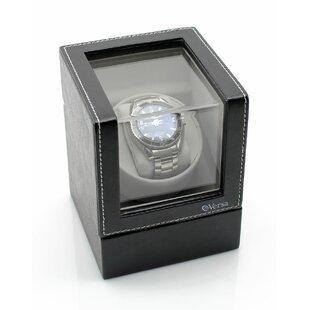 Versa Elite Single Winder Watch Box ByJP Commerce