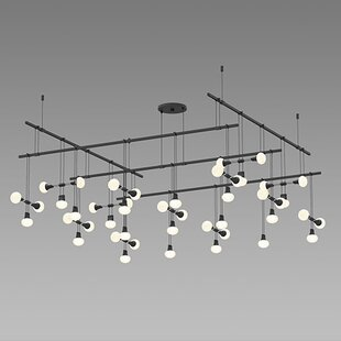Suspenders? 45-Light Pendant by Sonneman