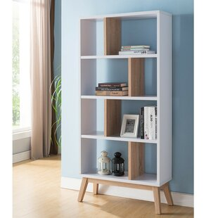 Hodge Display with 4 Shelves Standard Bookcase